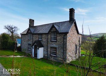 Thumbnail 5 bed detached house for sale in Cynwyd, Cynwyd, Corwen, Denbighshire