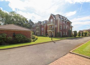 Thumbnail 2 bed flat for sale in Manor Road, Bramhall, Stockport
