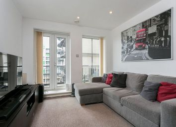 Thumbnail 1 bed flat for sale in Central House, Stratford