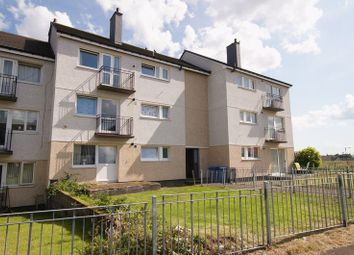 Thumbnail 2 bed flat for sale in Dunphail Drive, Glasgow