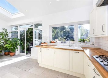 Thumbnail 3 bed terraced house for sale in Herbert Gardens, Kensal Rise, London