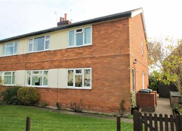 Thumbnail 2 bed flat for sale in The Crescent, Montford Bridge, Shrewsbury