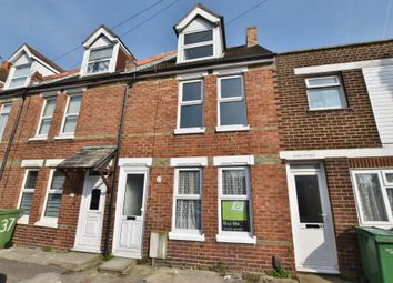 Thumbnail 4 bedroom terraced house for sale in Gladstone Road, Folkestone