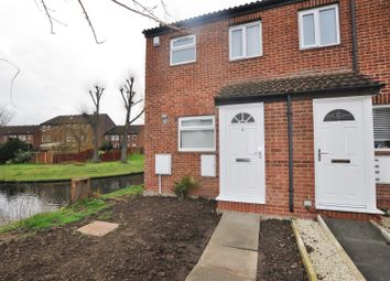 Thumbnail 2 bedroom terraced house to rent in Kingfisher Close, Thamesmead