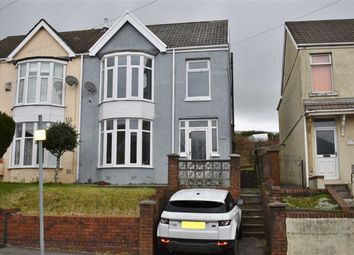 Thumbnail 3 bedroom semi-detached house for sale in Pentregethin Road, Gendros, Swansea