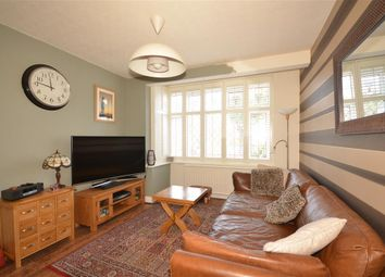 Thumbnail 3 bed semi-detached house for sale in Stanley Road, Hornchurch, Essex