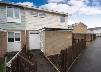 Thumbnail 3 bed end terrace house for sale in Hazlebarrow Crescent, Sheffield