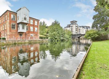 Thumbnail 2 bedroom flat for sale in Geoffrey Watling Way, Norwich