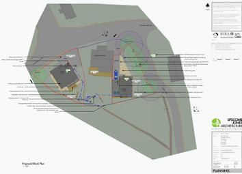 Thumbnail Land for sale in Trethurgy, St. Austell