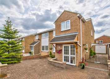 Thumbnail 3 bed detached house for sale in Phillip Gardens, St Neots