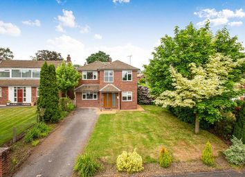 Thumbnail 4 bed detached house for sale in Badger Road, Tytherington, Macclesfield