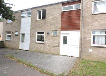 Thumbnail Terraced house to rent in Drayton, Bretton, Peterborough
