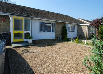 Thumbnail 2 bed detached bungalow to rent in Russet Road, Roydon, Diss