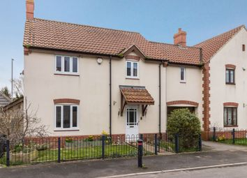 Thumbnail 4 bed semi-detached house for sale in Partridge Close, Greinton, Bridgwater