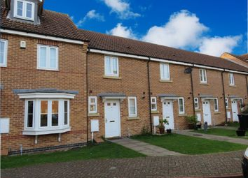Thumbnail 2 bedroom terraced house for sale in Hardwicke Close, Grantham