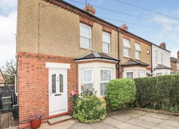 Thumbnail 2 bed end terrace house for sale in Ampthill Road, Flitwick, Bedford
