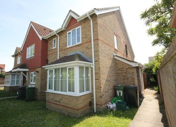 Thumbnail 1 bed property to rent in Tresham Close, Bradley Stoke, Bristol