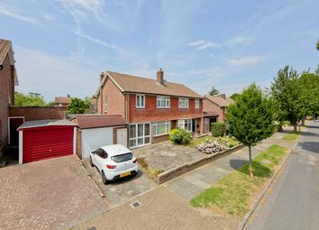 Thumbnail 3 bed semi-detached house for sale in Oakley Drive, Bromley