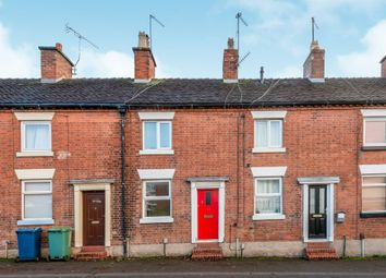 Thumbnail 2 bed terraced house for sale in Lotus Court, Oulton Road, Stone