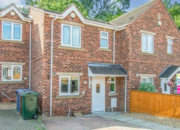 Thumbnail 2 bed terraced house for sale in Thornwood Court, Thurnscoe, Rotherham