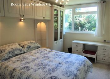 Thumbnail Room to rent in Room 3, 1 Windsor Close, Guildford, 7Qu- No Admin Fees!