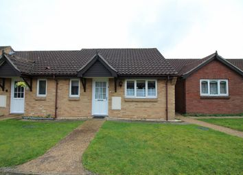Thumbnail 1 bed terraced bungalow for sale in Merchant Way, Hellesdon, Norwich