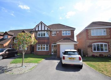 Thumbnail 4 bedroom property to rent in Carnoustie Close, Wrexham