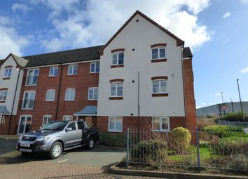 2 bed flat to rent in Penruddock Drive, Coventry CV4