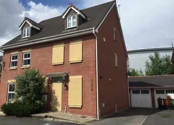 Thumbnail 3 bed semi-detached house for sale in Edgecote Close, Manchester, Greater Manchester