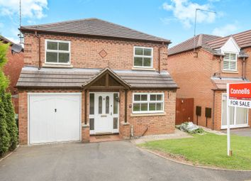 Thumbnail 4 bed detached house for sale in Auckland Close, Berkeley Heywood, Worcester