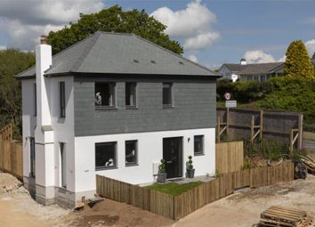 Thumbnail 4 bed detached house for sale in Farriers Way, Widegates, Looe, Cornwall