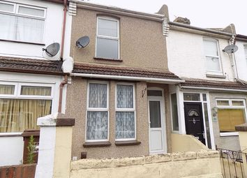 Thumbnail 3 bedroom terraced house for sale in Beresford Road, Gillingham