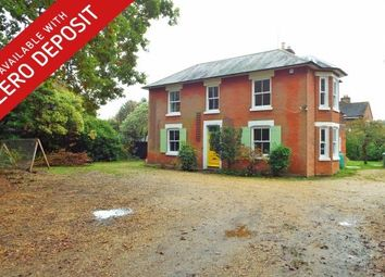 Thumbnail 4 bed detached house to rent in Brook Lane, Southampton