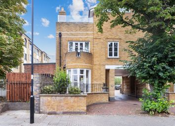 Thumbnail 4 bed link-detached house for sale in De Barowe Mews, Leigh Road, London