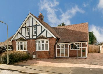 Thumbnail 3 bed semi-detached house for sale in York Road, Kennington, Ashford