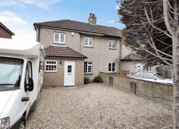 Hamble Lane, Bursledon, Southampton SO31. 4 bed semi-detached house