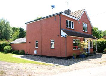 Thumbnail 4 bed detached house for sale in Golden Lane, Thorpe-Le-Soken, Clacton-On-Sea