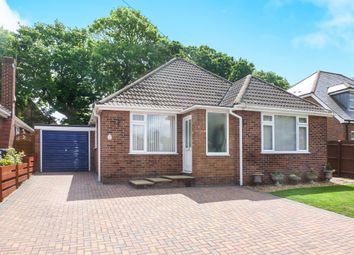 Thumbnail 3 bed detached bungalow for sale in Deanfield Close, Hamble, Southampton