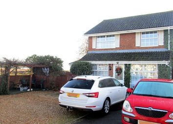 Thumbnail 5 bed detached house for sale in 10 Hotch Croft, Cranfield, Bedfordshire