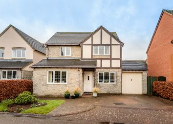 Thumbnail 4 bed detached house for sale in Chantry Close, Lydney