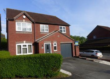Thumbnail 4 bedroom detached house for sale in Meerbrook Way, Quedgeley, Gloucester