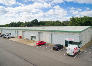 Thumbnail Light industrial to let in Unit 5, Shireoaks Networkcentre, Coach Crescent, Worksop, Nottinghamshire