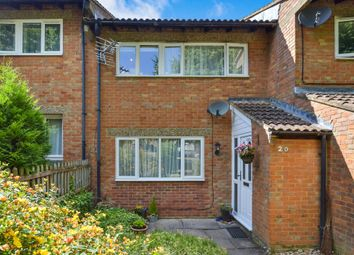 Thumbnail 3 bed terraced house for sale in Sandy Close, Great Linford, Milton Keynes