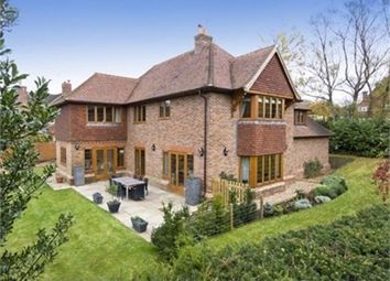 Thumbnail 5 bed detached house to rent in The Rise, Sevenoaks
