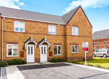 Thumbnail 2 bed town house for sale in Smallbridge Close, West Green, Barnsley