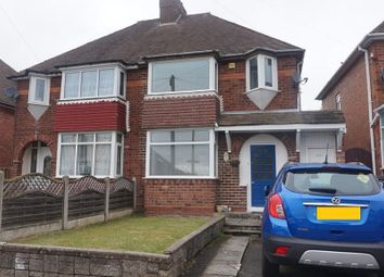 Thumbnail 3 bed semi-detached house for sale in Jayshaw Avenue, Great Barr, Birmingham