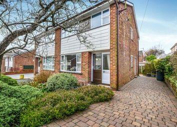 Thumbnail 3 bed semi-detached house for sale in Canterbury Avenue, Lancaster, Lancashire