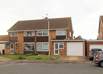Thumbnail 3 bed semi-detached house for sale in Roper Road, Teynham, Sittingbourne
