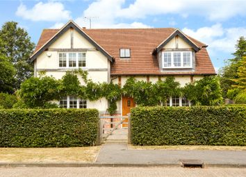 Thumbnail 3 bed detached house for sale in The Drive, Esher, Surrey