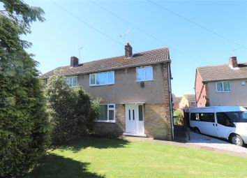 Thumbnail 3 bed semi-detached house for sale in Bainbridge Road, Bolsover, Chesterfield